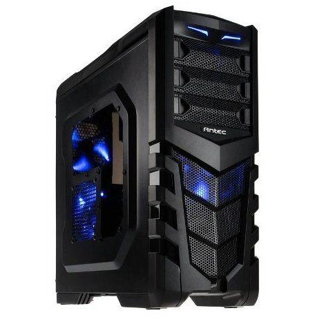 Antec GX505 Ventana Led Azul