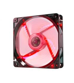 Nox Coolfan LED Rojo 120mm