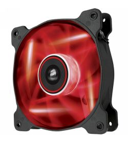 Corsair AF120 Led Rojo Quiet Edition 120mm