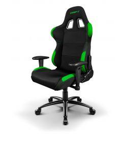 Drift DR100 Silla Gaming Negra/Verde