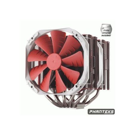 Phanteks TC14 Premium Edition Red