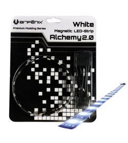 BitFenix Alchemy 2.0 Tira Led Magnética 30 Leds 60cm Blanco