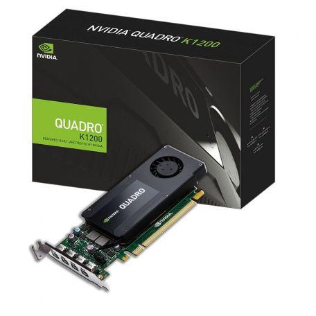 PNY Quadro K1200DP 4GB GDDR5
