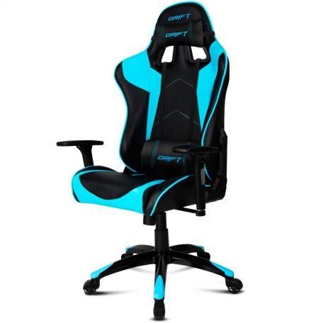 Drift DR300 Silla Gaming Negra/Azul