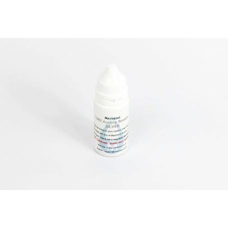 Mayhems Aurora Booster Silver 10ml