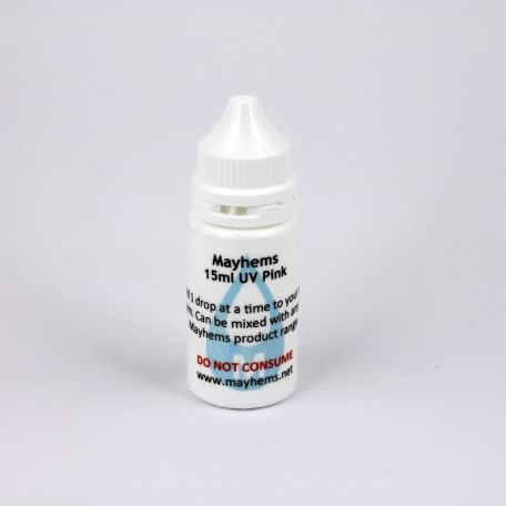 Mayhems UV Pink Dye 15ml