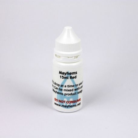 Mayhems Red Dye 15ml