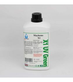 Mayhems X1 - UV Verde 1ltr