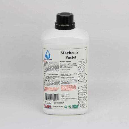 Mayhems Pastel White 1Ltr