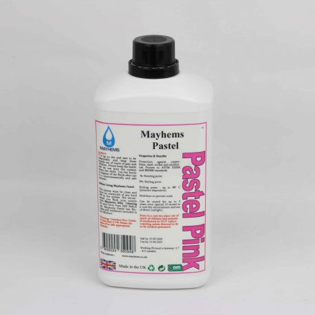 Mayhems Pastel Pink 1Ltr