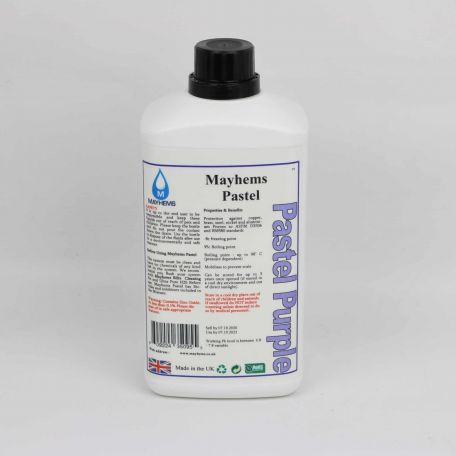 Mayhems Pastel Purple 1Ltr