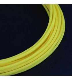 E22 Funda Sleeving Teleios Amarillo 4mm