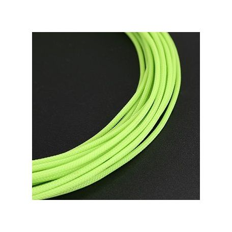 E22 Sleeving Teleios Green 4mm
