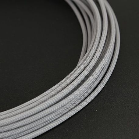 E22 Sleeving Teleios Light Grey 4mm