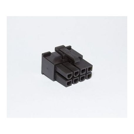 Conector PCIe 8 pins negro BH Customs - hembra