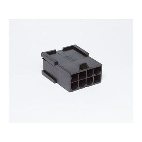 Conector PCIe 8 pins negro BH Customs - macho