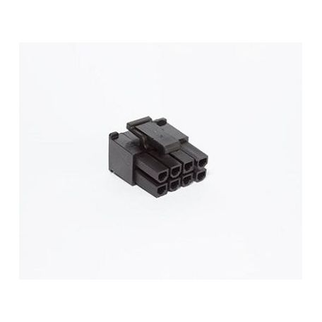 Conector PCIe 6+2 pin negro BH Customs - hembra