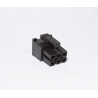 Conector PCIe 6 pins negro BH Customs - hembra