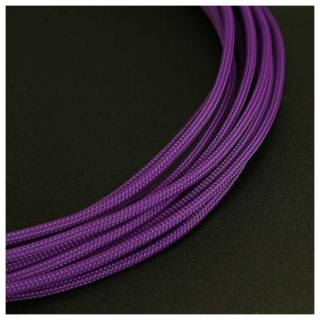 E22 Funda Sleeving Teleios Púrpura 4mm