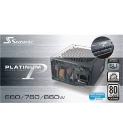 Seasonic Platinum Series 760W Modular