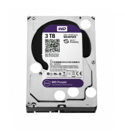 WD Purple 3TB Sata 3 64MB