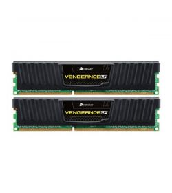 Corsair Vengeance Black LP DDR3 1600 8GB 2x4 CL9