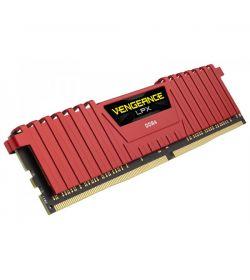 Corsair Vengeance LPX Red DDR4 2133 16GB 4x4 CL13