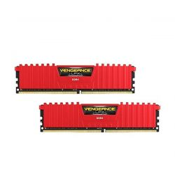 Corsair Vengeance LPX Red DDR4 3000 16GB 2x8 CL15