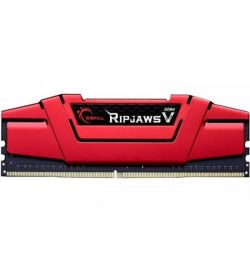 G.Skill Ripjaws V Red DDR4 3000 16GB 4x4 CL15