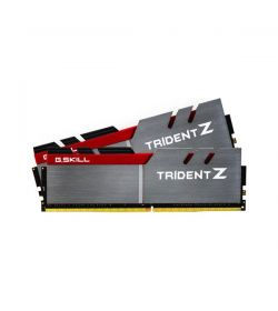 G.Skill Trident Z Gris/Rojo DDR4 3200 32GB 2x16 CL14