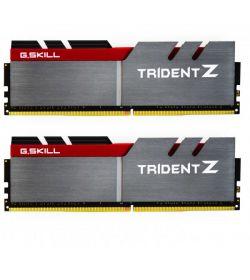 G.Skill Trident Z Gris/Rojo B DDR4 3200 16GB 2x8 CL16