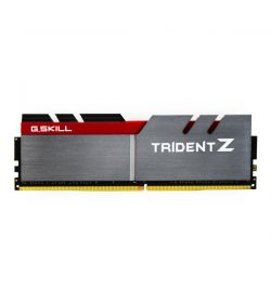 G.Skill Trident Z Gris/Rojo DDR4 3600 16GB 2x8 CL17