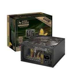 Super Flower Golden Green HX 80 Plus Gold 650W