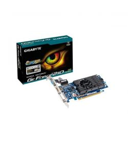 Gigabyte GeForce GT 210 1GB GDDR3 rev. 6