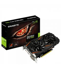 Gigabyte GeForce GTX 1060 WindForce OC 3GB GDDR5