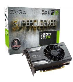 EVGA GeForce GTX 1060 SC Gaming 6GB GDDR5