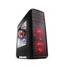 Nox Coolbay ZX Red Led