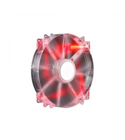 Cooler Master MegaFlow Rojo 200mm