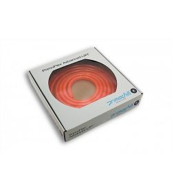 PrimoChill Tubo PrimoFlex LRT 15,9 / 11,1mm Pearl UV Orange 3m