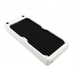 XSPC EX240 Blanco Radiador Doble