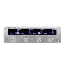 "Lamptron FC6 Fan Controller Silver 5,25"""