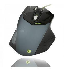 Keep Out Mouse X2 Optico 1600dpi