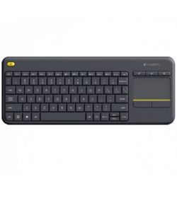 Logitech K400 Plus Negro Wireless Touch