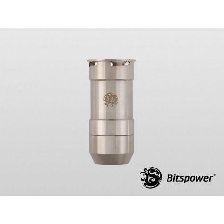 Bitspower Racord Conexión/Desconexión Rápida Negro Brillante con G1/4 Hembra