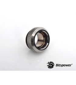 Bitspower C48 Multi-Link Mini Negro Brillante Racor