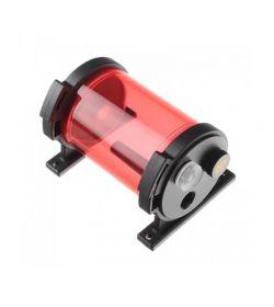 Bitspower Z-Multi 80 ICE Red Body & Black Acetal Depósito