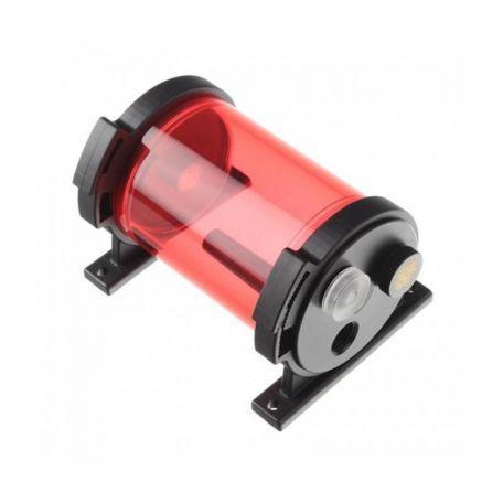 Bitspower Depósito Z-Multi 80 ICE Red Body & Black POM Cap