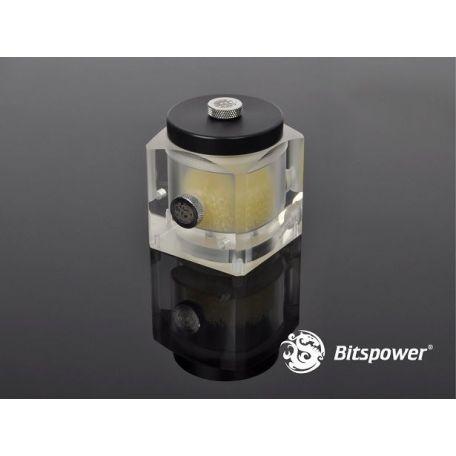 Bitspower Mini depósito de agua DDC Tank Plus