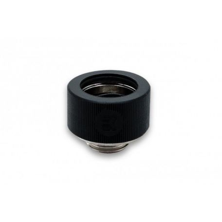 EK Racord EK-HDC Fitting 16mm G1/4 - Negro