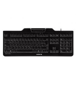 Cherry KC 1000 SC Teclado con Lector Chip Integrado